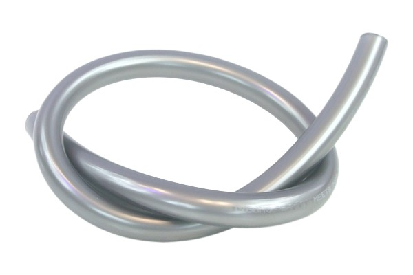 "Tygon Schlauch 12,7/9,5mm (3/8""ID) Silver Antimicrobial"