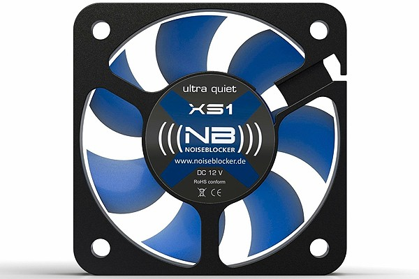 Noiseblocker NB-BlacksilentFan XS1 ( 50x50x10mm )