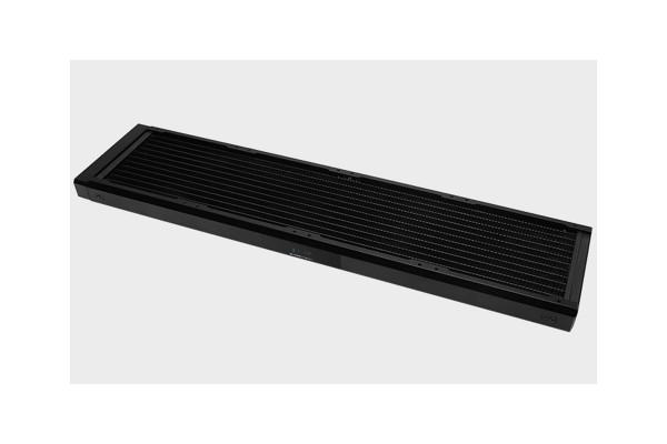 BarrowCH Chameleon Fish series removable 480mm Radiator with display screen POM edition - Classic Bl
