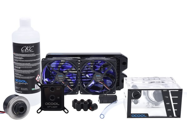 B-Ware Alphacool NexXxoS Cool Answer 360 D5/ST - Set