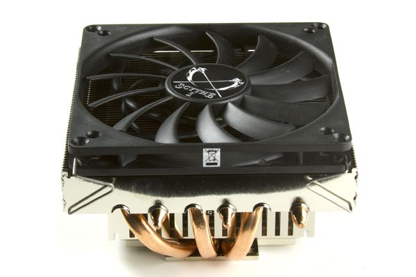 Scythe Shuriken CPU Cooler SCSK-1100 Rev.B Intel/AMD