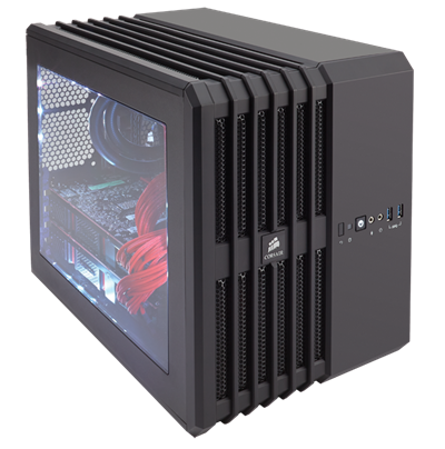 Corsair Carbide Air 240 - schwarz