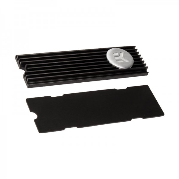 EK Water Blocks EK-M.2 NVMe Heatsink - schwarz