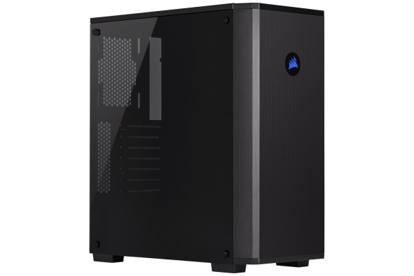Corsair Carbide 175R Midi Tower RGB Gaming Gehäuse - Black mit Window