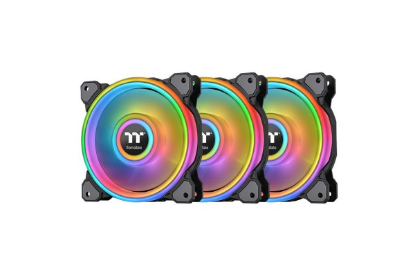 Thermaltake Riing Quad 14 RGB 3 Pack