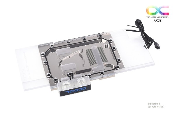 Alphacool Eisblock GPX-N Plexi Light Nvidia Geforce RTX 2080 M03