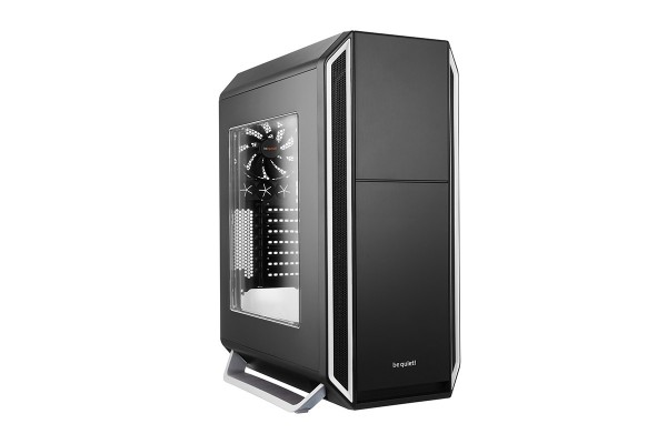 be quiet! Silent Base 800 with Window - Silber