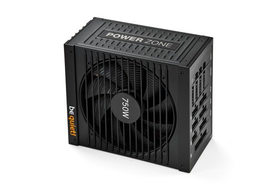 be quiet! POWER ZONE 750W ATX2.4
