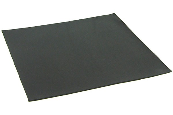 Neoprene Platte 200x200x3mm