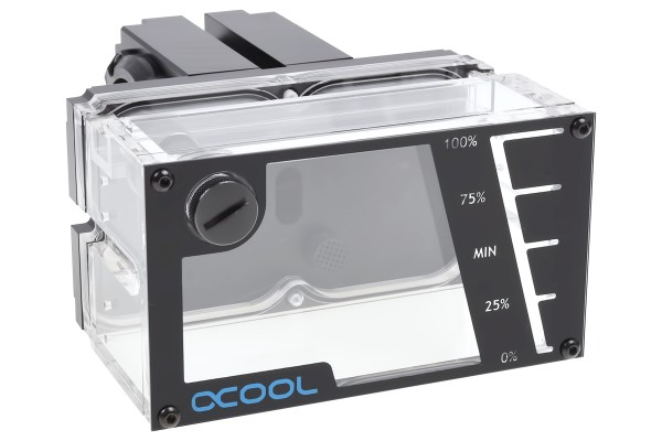 Alphacool Repack - Dual Laing D5 Station inkl. 2x Alphacool VPP655