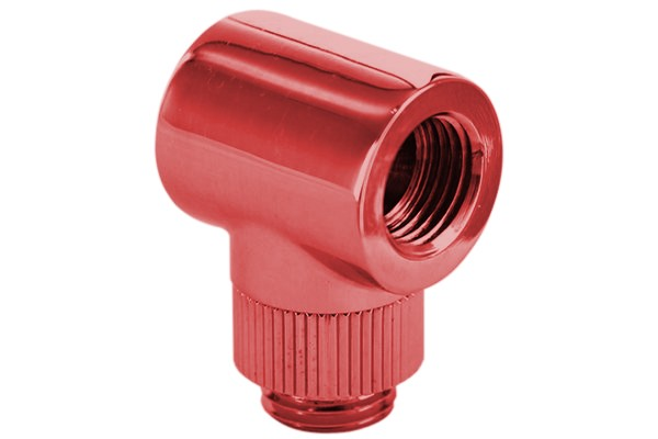"Monsoon 19/13mm (OD 3/4"") Rotary 90° - Red"