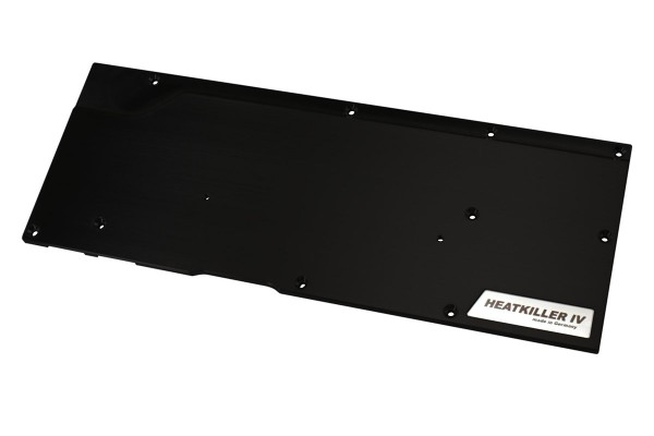 Watercool HEATKILLER® IV eBC - Backplate for GTX 1080 and 1070 FTW