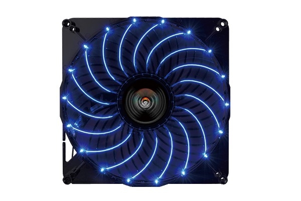 Enermax T.B.Apollish Blue LED (180x180x20mm)