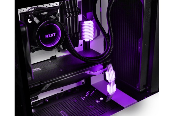 NZXT Hue 2 Cable Comb, Kabelkamm 3mm RGB LED