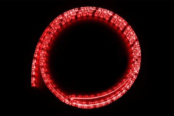 Phobya LED-Flexlight HighDensity 240cm red (288x SMD LED´s)