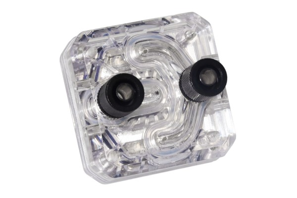 B-Ware Alphacool Eisblock XPX CPU - polished Clear Version 11/8mm Version