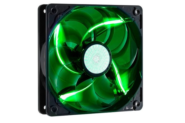 Cooler Master Sickle Flow - R4-L2R-20AG-R2 Green (120x120x25mm)