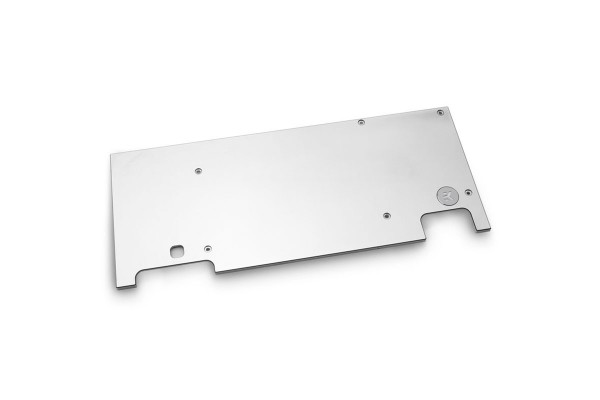 EK Water Blocks EK-Vector Strix RTX 2080 Backplate - Nickel
