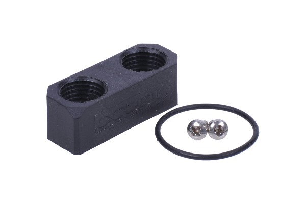 Alphacool HF 14 Smart Motion Mini Cooler - Schwarz