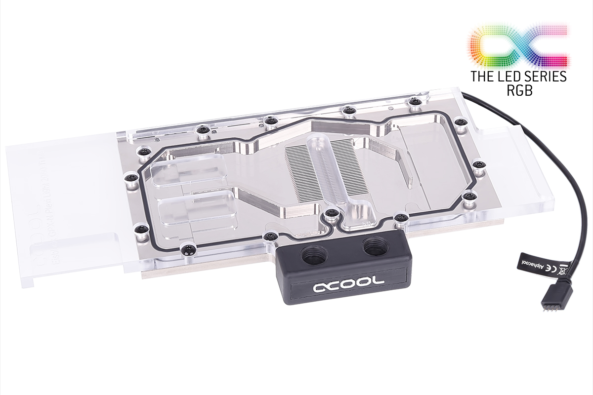 Send it and get one cooler for free | Alphacool - the cooling company