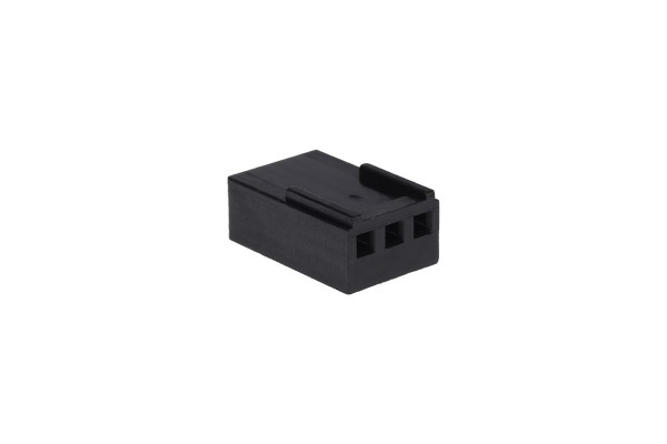 mod/smart Fan Power Connector 3pin Buchse - Schwarz