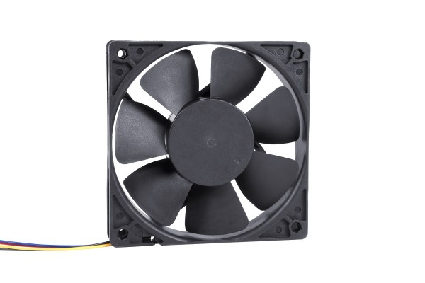 Alphacool ES 120mm 1.000-4.000rpm Fan ( 120x120x25mm ) - Two Ball Bearing - PWM